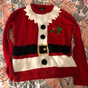 3 for $15 Forever 21 Christmas sweater